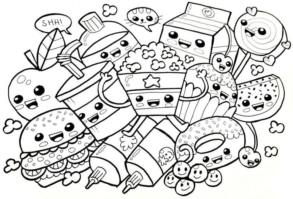 dibujos para colorear dificiles 24