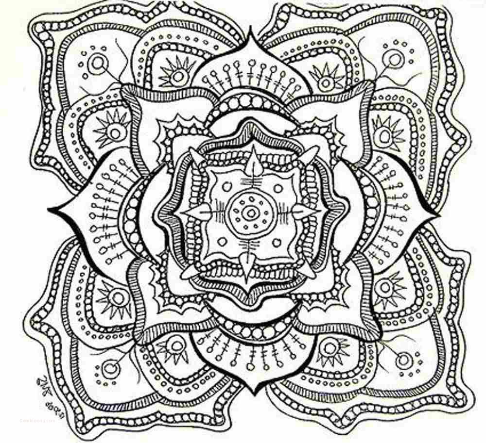 dibujos para colorear dificiles 7