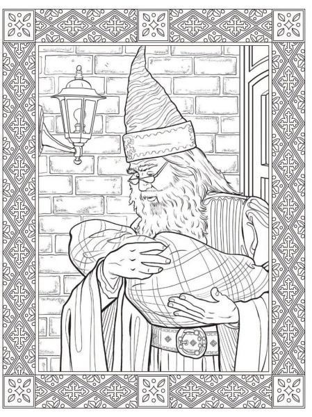harry potter 21 dumbledore