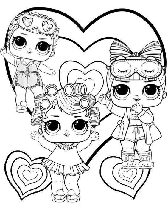 Dibujos de LOL para colorear - Colorear24.com