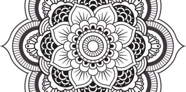 Dibujos Para Colorear Dibujos Abstractos